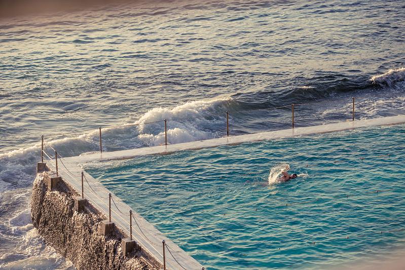 Swimmer_Bondi, Austrailia_G.LHeureux--
