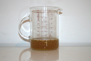 07 - Zutat Gemüsebrühe / Ingredient vegetable stock