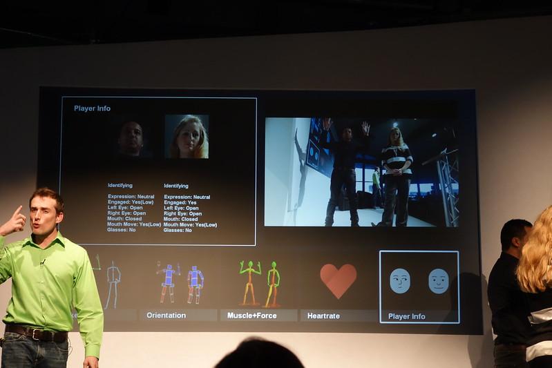 Microsoft Xbox One Control System Demo