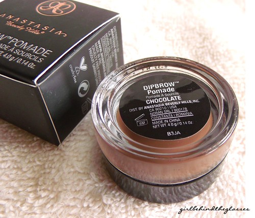 Anastasia Dipbrow Pomade Chocolate2