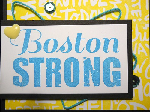 Boston Strong (detail)