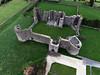 Overhead KAP Shot of Roscommon Castle Looking NE