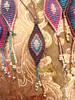 Macramé Eye necklaces