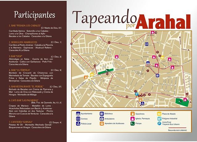 AionSur 17192584259_be8a0aec40_z_d La XVII Feria de la Tapa cuenta con 15 bares participantes y será del 7 al 17 de mayo Cultura Feria de La Tapa