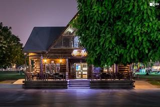Park Cafe, Aspire Park