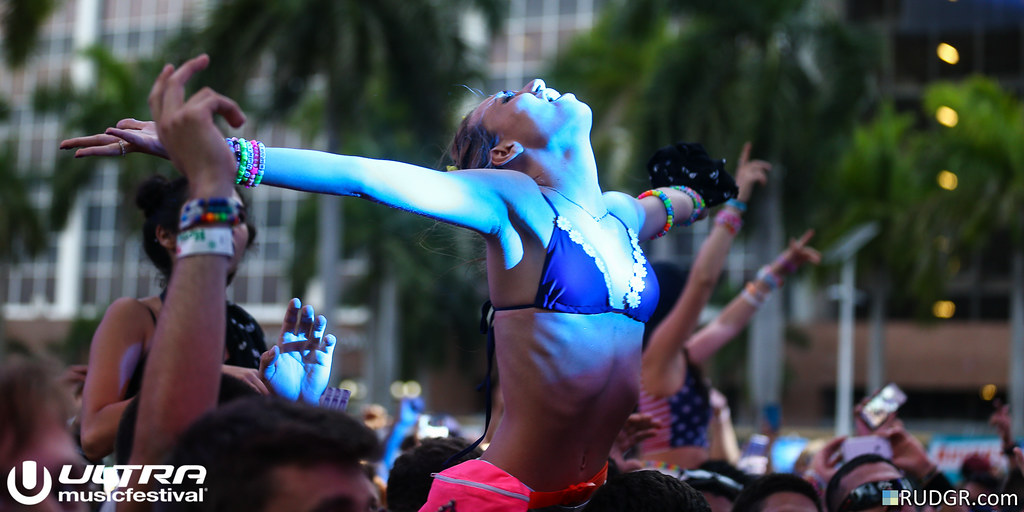 Ultra Music Festival 2015 - Photo: © Rudgr.com