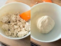 Making Quinoa-Corn Tortillas