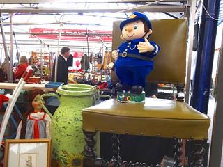 Greenwich Market with Eleanna