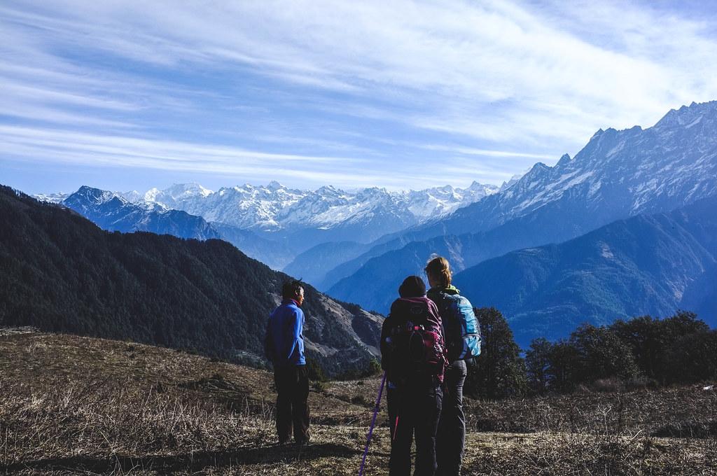 Nagthali, Tamang Heritage Trail, Nepal