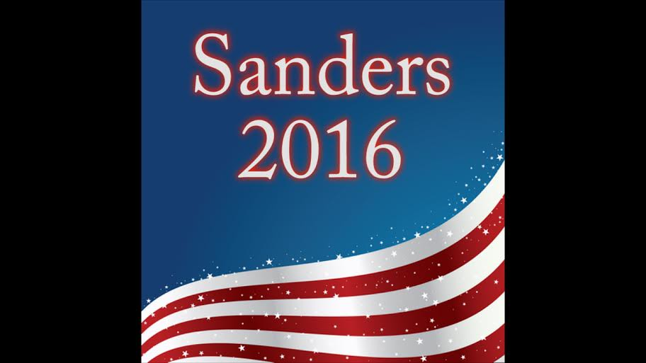 Bernie Sanders for President in 2016