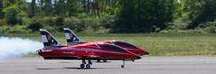 AvantiS Duo Takeoff