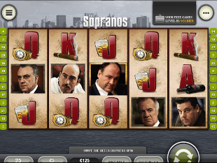 The Sopranos Mobile slot game online review