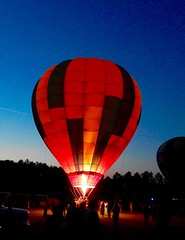 Balloon Fest 2015, Raleigh, NC