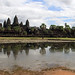 Angkor Wat con niño