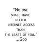Internet Access by merripat