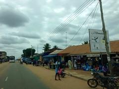 Street Scene, Agbosome, Volta, Ghana. #JujuFilms