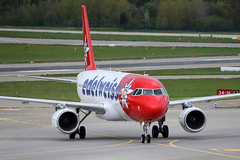 Edelweiss Air Airbus A320-214 HB-IHZ