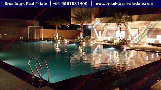 omaxe the resort 2bhk flats