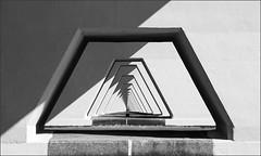 Zeeland Bridge; a different perspective, Netherlands