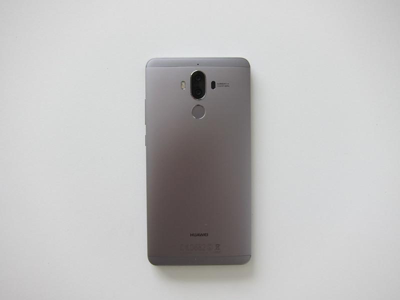 Huawei Mate 9 - Back