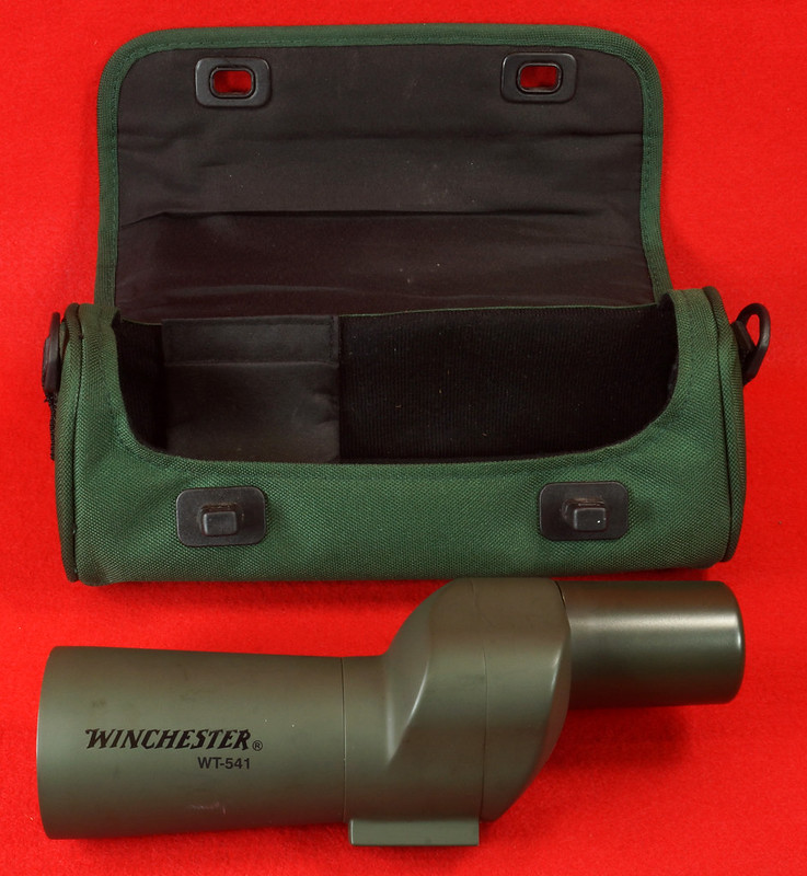 RD14520 Winchester WT-541 Spotting Scope with Bag DSC05895