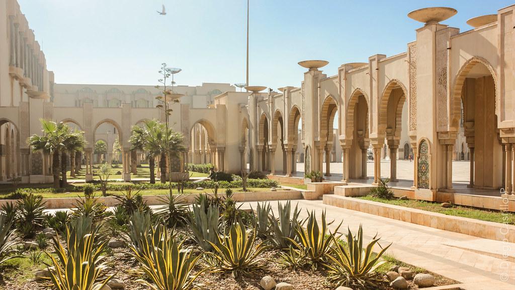Ciudades que visitar en marruecos Casablanca