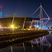 Cardiff Millennium Stadium by technodean2000