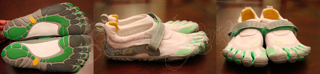 Vibram Five Fingers Bikila