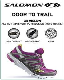 Salomon - Door To Trail