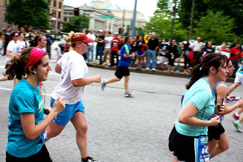 Carrie-Running