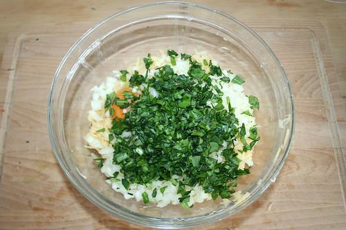 18 - Bärlauch hinzufügen / Add bear's garlic