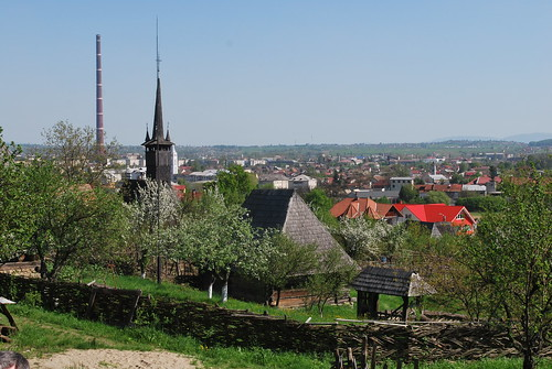 Baia Mare, skansen - museum on air