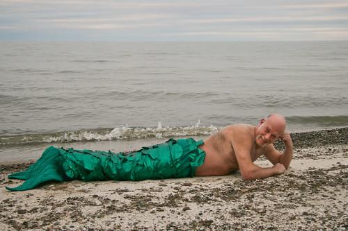 newyork beach greatlakes rochester beached whale mermaid lakeontario merman blubber swimmersbody