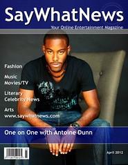 Antoine Dunn Interview