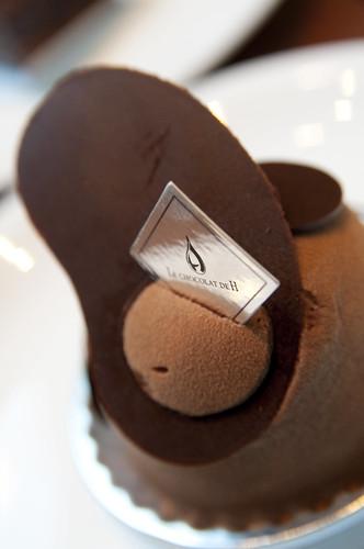 Ronder au The', Le Chocolat de H, Roppongi Hills