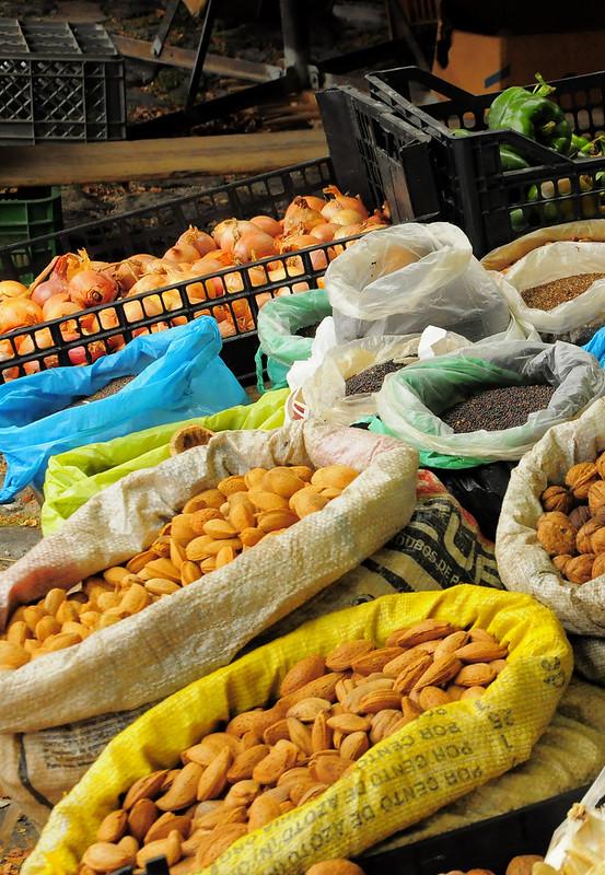 Braga, Portugal farmers market