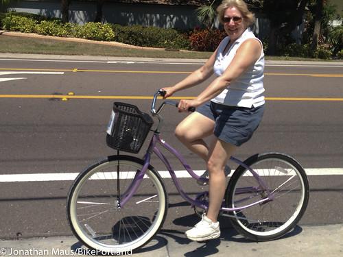 Bikes in Siesta Key, Florida-27