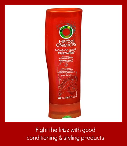 HerbalEssencesAnti-Frizz Conditioner