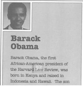 Obama s Kentan roots in Booklet sleeve