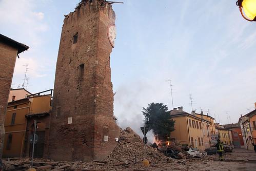 20 maggio 2012, terremoto in Emilia Romagna