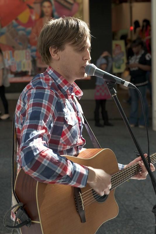 Dan Acfield - Fête de la Musique Brisbane