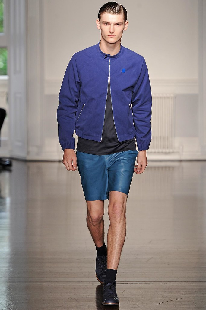 SS13 London Richard Nicoll018_Alexander Beck(VOGUE)