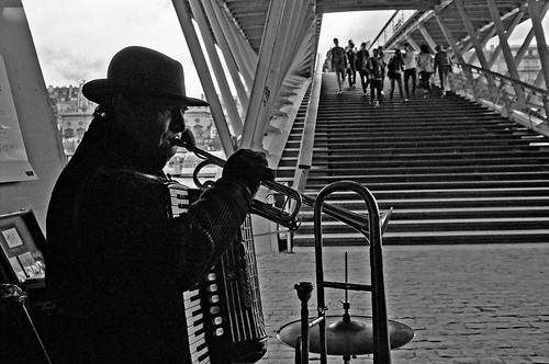 A Music Man in Paris