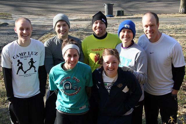 Half-Marathon Running Group 001CM