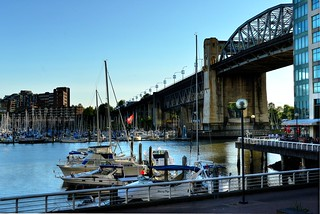 DSC_5269_70_71_72_73_74_75_tonemapped Burrard Bridge Vancouver BC