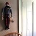 lumberjack 7- on the wall by Mimi K