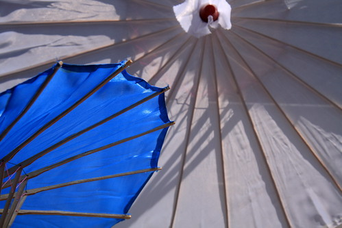 1905 - [blue] umbrella