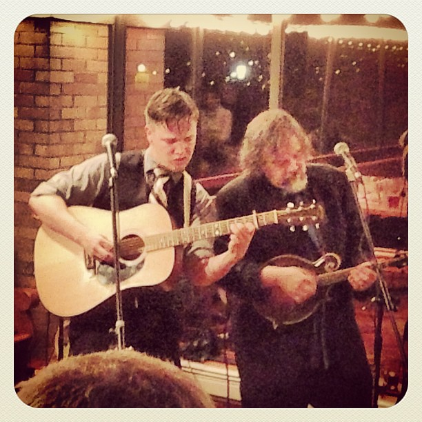 Billy Strings & Don Julin at The Filling Station!