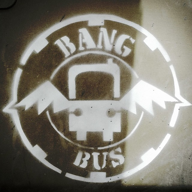 The Bang Bus.