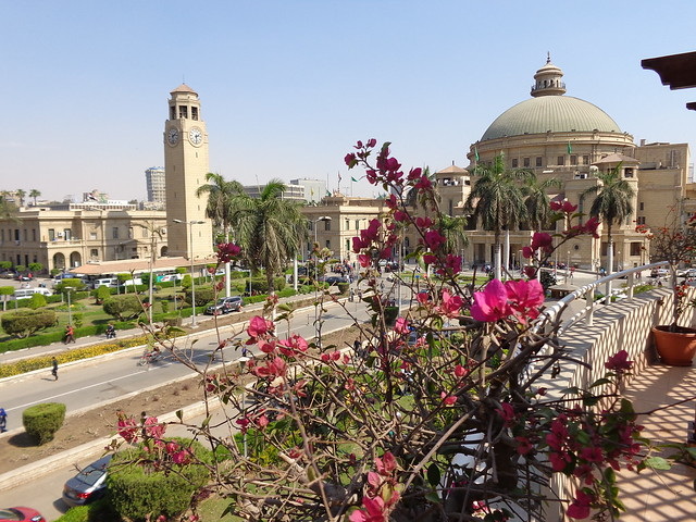 Cairo University, Egypt